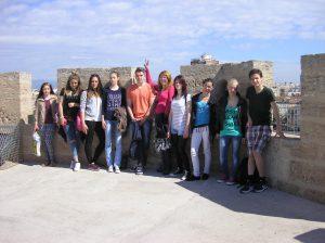 Visita Alumnos Hungría