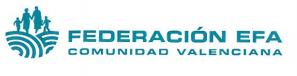 Logo de la Federación de EFAS de la C0munidad Valenciana