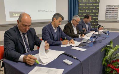 La EFA La Malvesía, Fundación Bankia, Anecoop y las Cooperativas Agroalimentarias ponen en marcha una formación para técnicos agroalimentarios