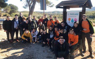 La EFA La Malvesía se suma al Día del Árbol con nuevas plantaciones en «Els Tres Pins»