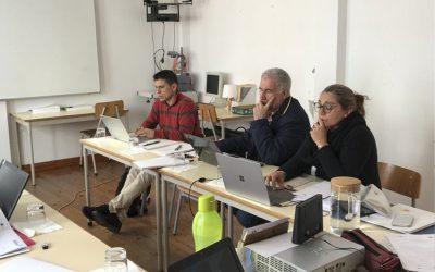 La EFA La Malvesía participa en la Transnational Meeting