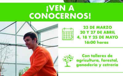 La EFA La Malvesía abre sus puertas a las familias
