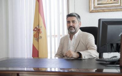 """José Forés: """"Nos causa mucho orgullo que la EFA La Malvesía lleve el nombre de Llombai por todo el mundo"""""""