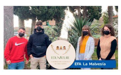 La EFA La Malvesía gana el premio 'Scoopcons' nacional y representará la sostenibilidad española en Europa