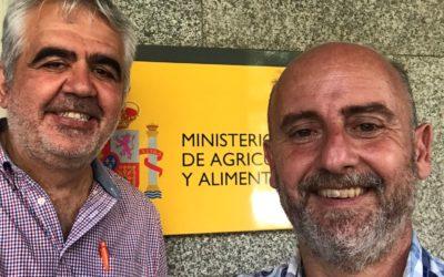 La EFA La Malvesía expone sus estrategias de formación joven al sector verde en la Dirección General de Desarrollo Rural