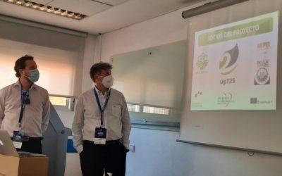 UPT2S Project participa en el VII Congreso Internacional de Innovación Aplicada, organizado por ESIC