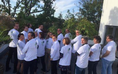 Gran éxito de la EFA La Malvesía en su encuentro en Alemania con los socios del proyecto UPT2S Project